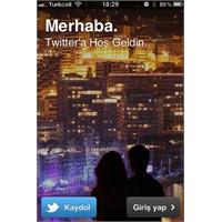 Twitter İphone Ve İpad İçin Türkçe Desteği Geldi