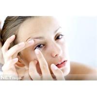 Lensleri sakın kozmetik gibi kullanmayın