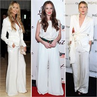 Trend: Beyaz Takımlar