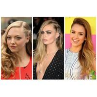 Trend: Yana Ayrılmış Saç Modelleri