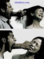 Dünyanın Her Yerinde Ne Yazıkki Kadın Şiddet Görüy