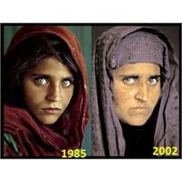 Afgan Kızı Şarbat Gula