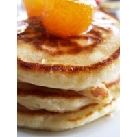 Amerikan Kahvalti Klasiği:pancake.