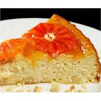 Portakallı Cheesecake Tatlısı