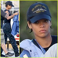 Rihanna'nın İlk Sinema Filmi: Battleship
