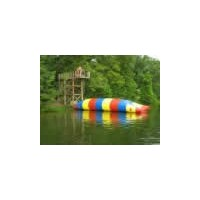 Water Blob Eğlence Dolu İş Fikri