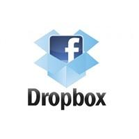 Dropbox Dosyalarınızı Facebook'ta Paylaşın
