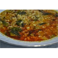 Anneminelinden Çireş Çorbasi (Bitlis- Ahlat Yöresi