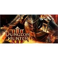 İphone/ İpod/ İpad/ Android İçin Dungeon Hunter 3