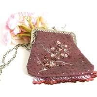 2011 Modası-Zincir Saplı Çanta