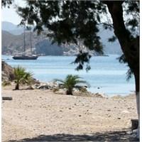 Knidos: Ege İle Akdeniz'in Kavuştuğu Yer