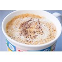 Günde Bir Latte'yle Yılda Dörtbuçuk Kilo Alıyoruz
