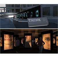 İbm Think 100. Yılı İnteraktif Sergisi