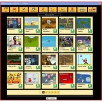 İce Dev 1001 Oyun Programı