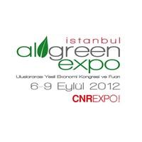 All Green Expo İstanbul Yeşil Ekonomi Fuarı