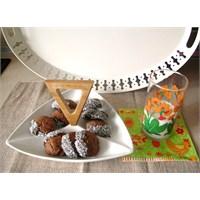 Mutfaktayım: Damla Çikolatalı Kurabiye..!