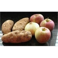 Patates Diyeti Ve Elma Diyeti
