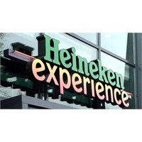 Heineken Experience'a Mutlaka Gidin