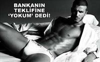 Beckham, Sperm Bankasının Teklifine  yokum  Dedi