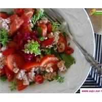 Ton Balıklı Salata 2013