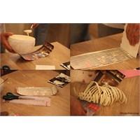 Pasta Süsleme Teknikleri (Çikolatadan Yapraklar)