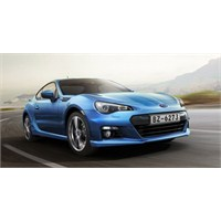 """Subaru Brz'ye """"Yılın Aracı"""" Ödülü"""