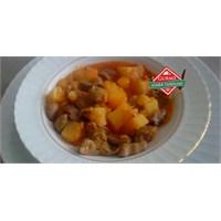 Ciğerli Patates Yemeği Tarifi