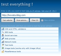 Web Sitenizi 100 Çeşit Araçla Test Edin