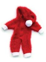 Noel Baba Bebek Tulumu (çok Şirinler)
