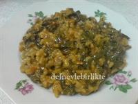 Havuçlu Pirinçli Pazı Yemeği