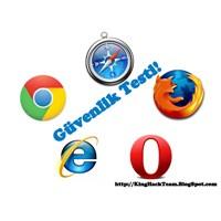 En Güvenli İnternet Tarayıcısı Hangisi?