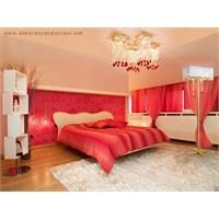 Romantik Yatak Odası Dekorasyonu Ve Modelleri