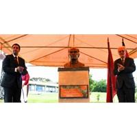 Kosta Rika'daki Atatürk Büstü Yenilendi