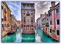 Ve… Aşkın Şehri Venedik