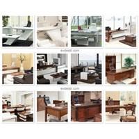 Zebrano 2013 Ofis Mobilyaları