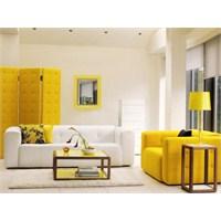 Dekorasyonda Sarı Renk Nasıl Sizce ?