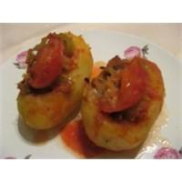 Etli Patates Dolması Yapılışı Ve Malzemeleri