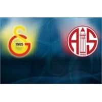 Cim Bom 4 X 4 Lük Bir İş Yaptı … : Galatasaray 4 –