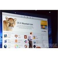 Apple'ın Yeni İşletim Sistemi: Os X Mountain Lion