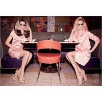 Vogue Çin Mart 2012: Yeni 1950'ler