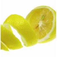 Limon kabuğu tam bir şifa kaynağı