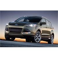 Yepyeni Özellikleri İle 2012 Ford Kuga