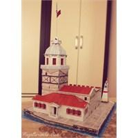 3 Boyutlu Puzzle: Kız Kulesi