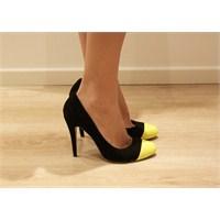 Neon Ayakkabı Diy
