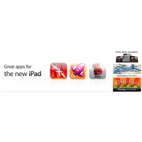 Yeni İpad Retina Ekranına Uyumlu 24 Uygulama