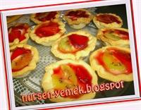 Meyveli Tartoletler