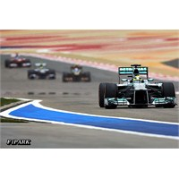 Bahreyn Gp'inde Pole Rosberg'in !!