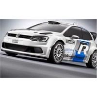 Volkswagen Polo R Wrc'ye Resmi Tanıtım