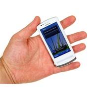 Dünyanın En Küçük Cep Telefonu