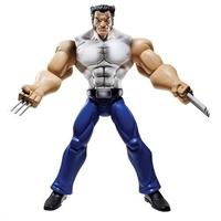 Wolverine Slashing Aksiyon Figürü